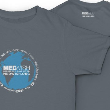 Shirt Design – MedWish International