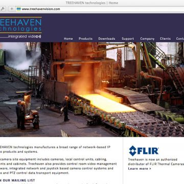 Video Engineering Company Website