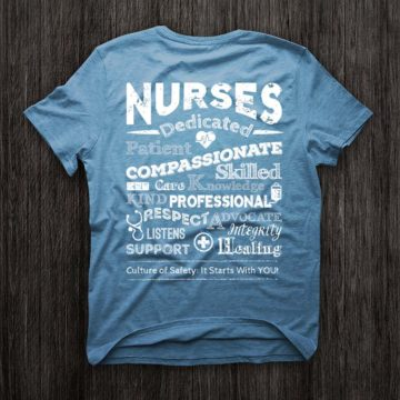 Shirt Design – St. Anthony's Medical Center